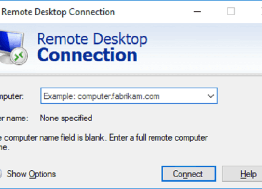 How To Unlock Desktop Screen After Remote Access Disconnected